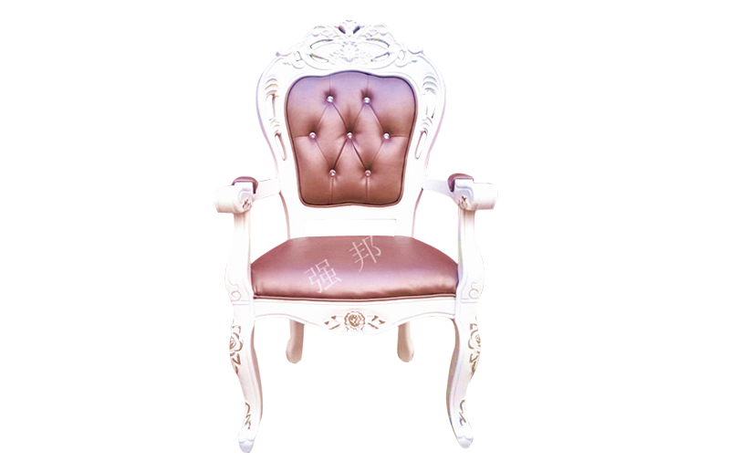 真皮餐椅D11