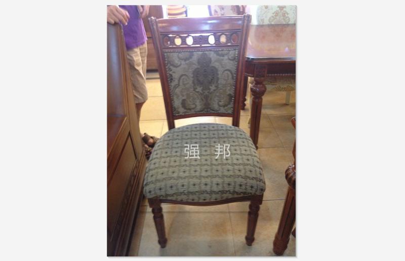 布艺餐椅F08