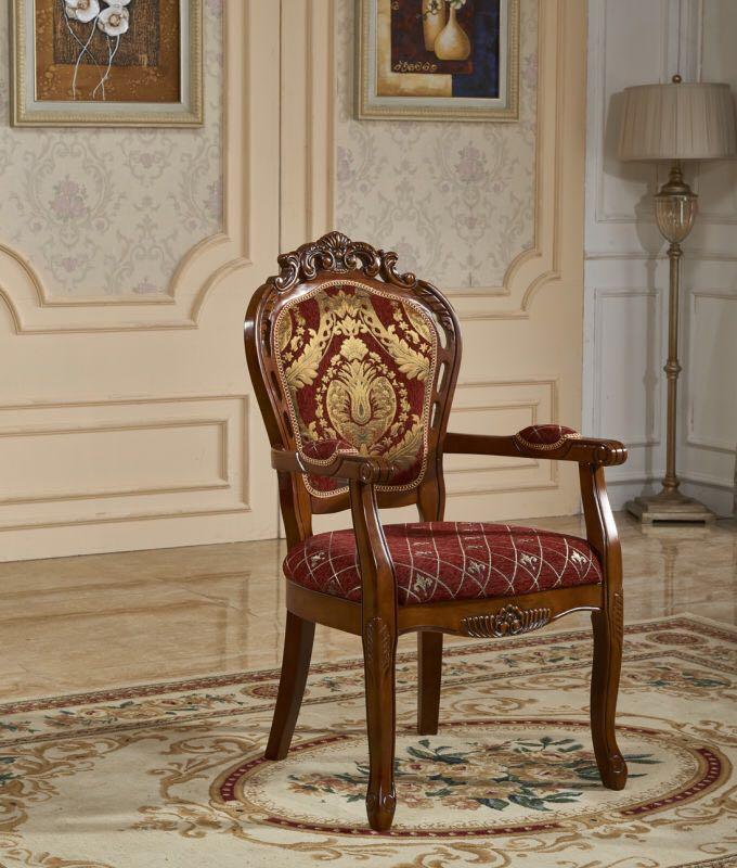 布艺餐椅F02