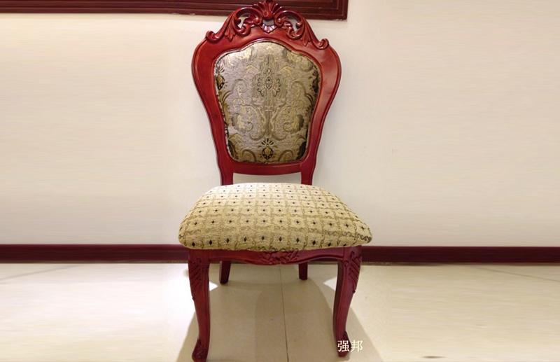 布艺餐椅F07