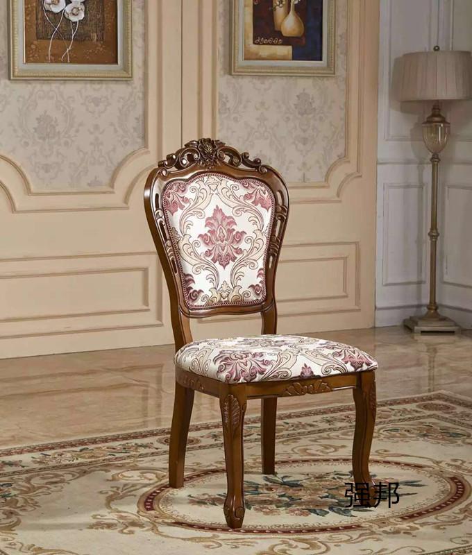 布艺餐椅F03